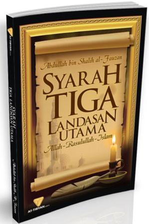 SYARAH TIGA LANDASAN UTAMA