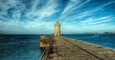 lighthouses-lighthouse-stone-pier-hdr-sea-stones-sky-desktop-photo