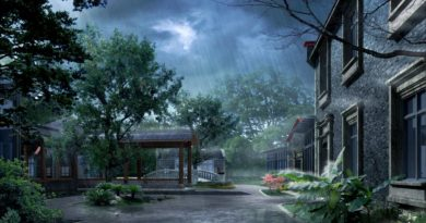 rainy-night-sky-cloud-tree-building-artistic-2560x1440-wallpaper317975